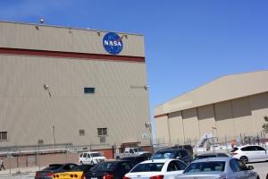 The Dryden Aircraft Operations Facility (DAOF) main hangars