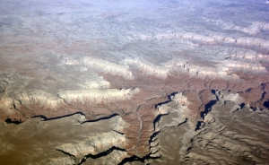 Western end of the Grand Canyon