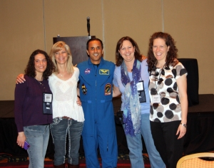 Joe Acaba, teacher and astronaut.