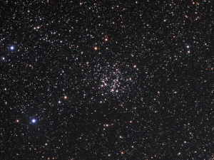 NGC663 (Photographed by Hunter Wilson). This is one of my targets for analysis.