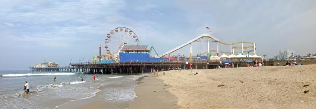 Santa Monica Pier-s