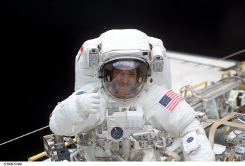 John Grunsfeld as astronaut