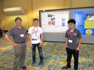Dav-Noah-Jason with poster