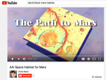 Path to Mars