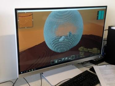 Mars Minecraft project