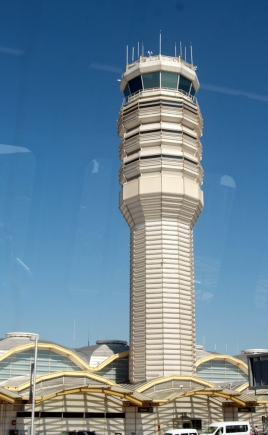 DCA tower