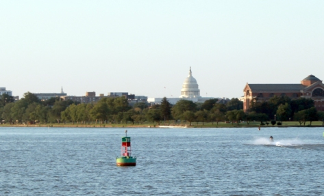 Capitol from Potomac