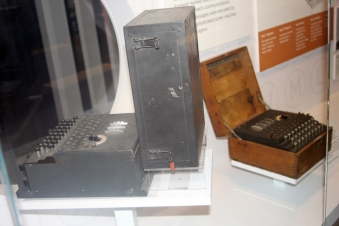 Enigma machines