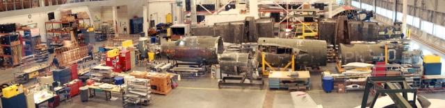 Flak Bait restoration