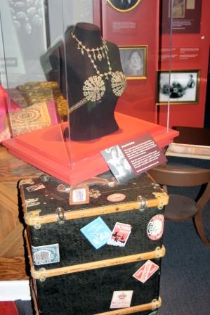 MAta Hari exhibit