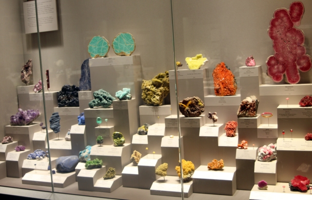 Mineral spectrum