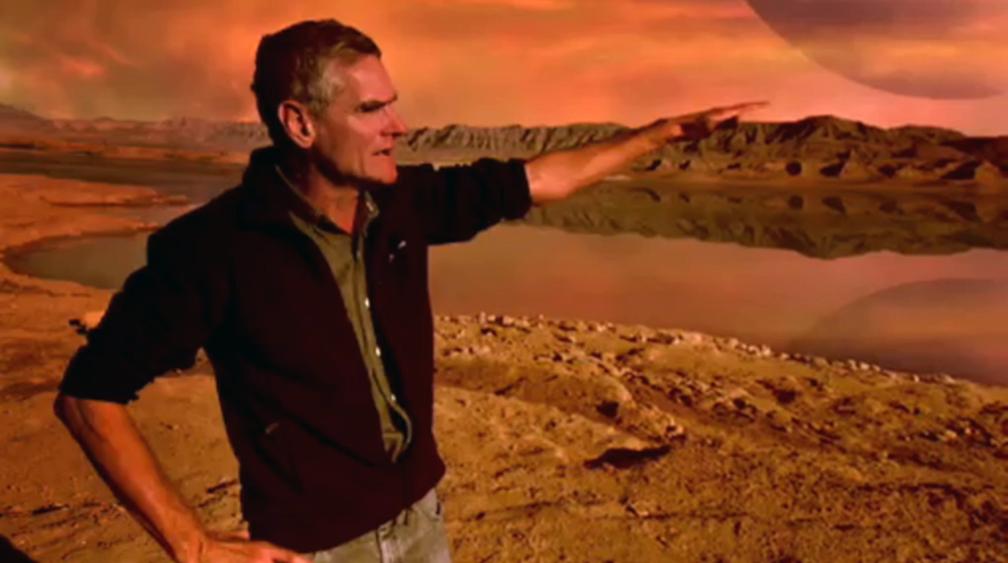 Chris explains lake-s