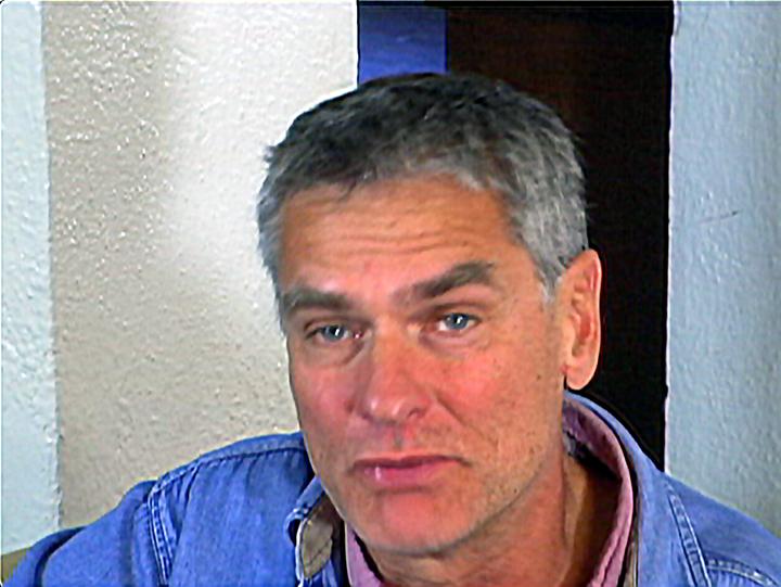 Chris McKay at Desert Studies Center