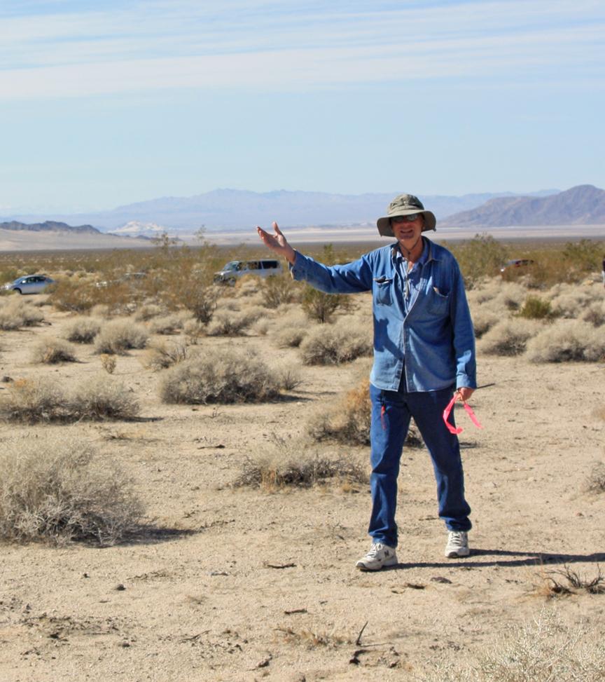 Chris McKay in Mojave Desert-s