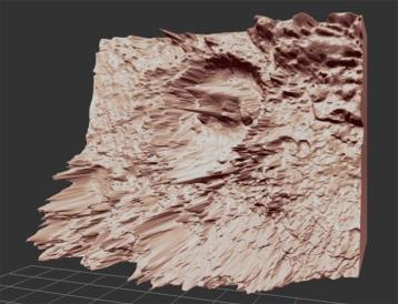 PS Gale model in Sculptg-s